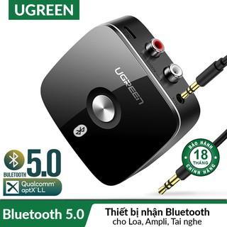 Bộ Thu Blutooth 5.0 Ugreen CM123 Chính Hãng