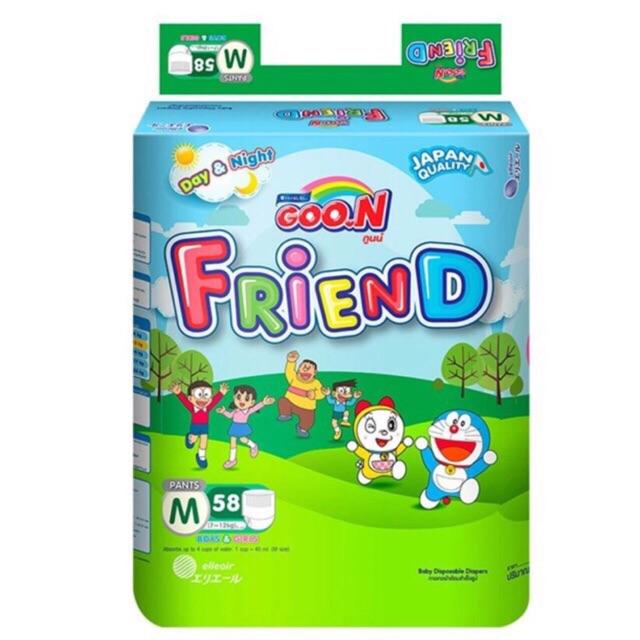 [ TĂNG 10 MIẾNG] COMBO 2 BỊCH BỈM QUẦN GOON FRIEND SIZ