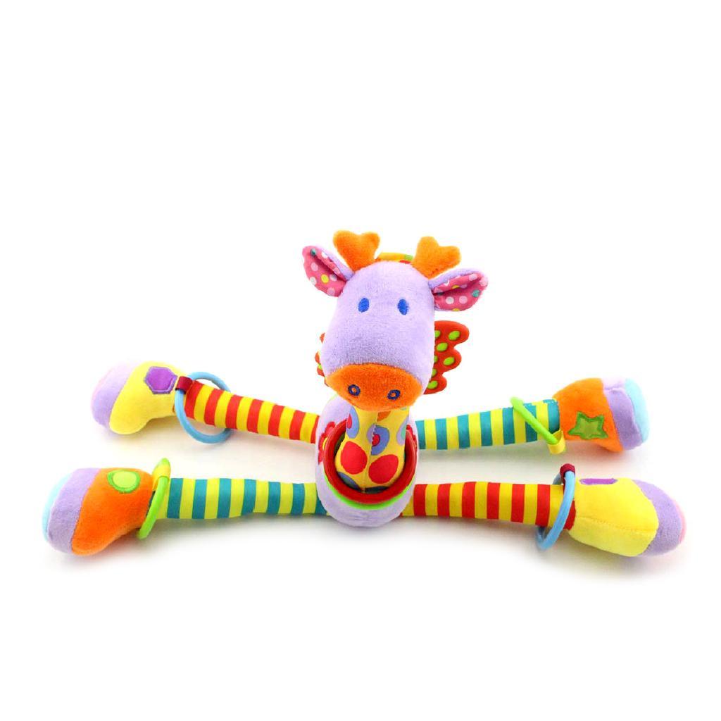 đồ chơi treo xe đẩy em bé