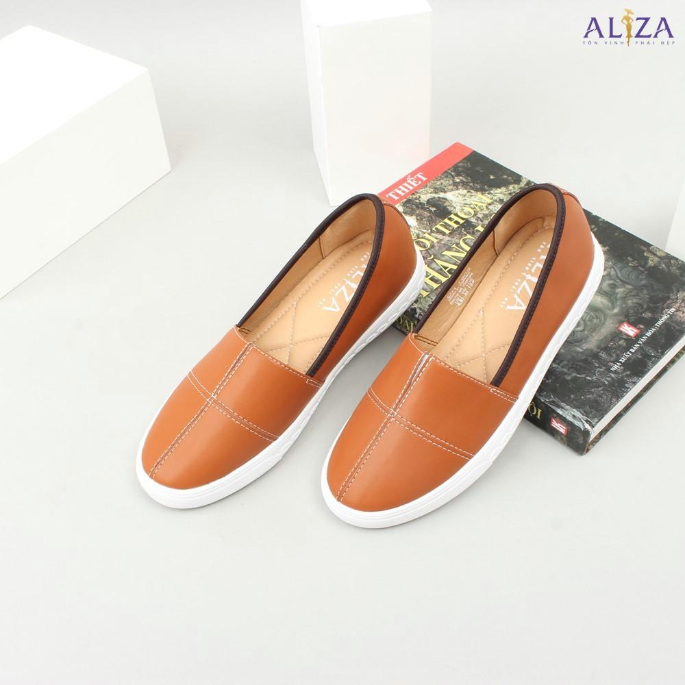Aliza - Giày slip on đế mềm 1902