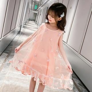 BUTTERFLY đầm công chúa Công Chúa Xinh Xắn Cho Bé Gái