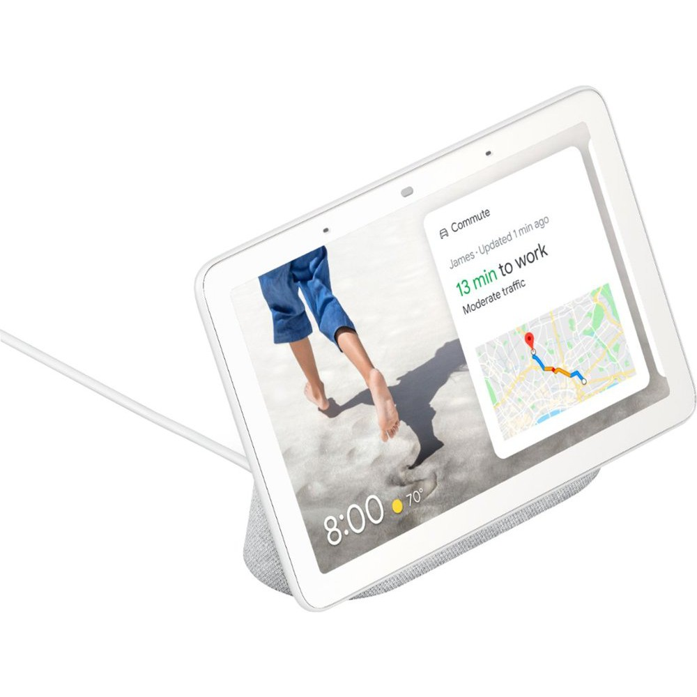[𝐂𝐡𝐢́𝐧𝐡 𝐇𝐚̃𝐧𝐠] Google Home Hub (Google Nest Hub) - Loa thông minh trợ lý ảo Google Home Hub màn hình 7 inch