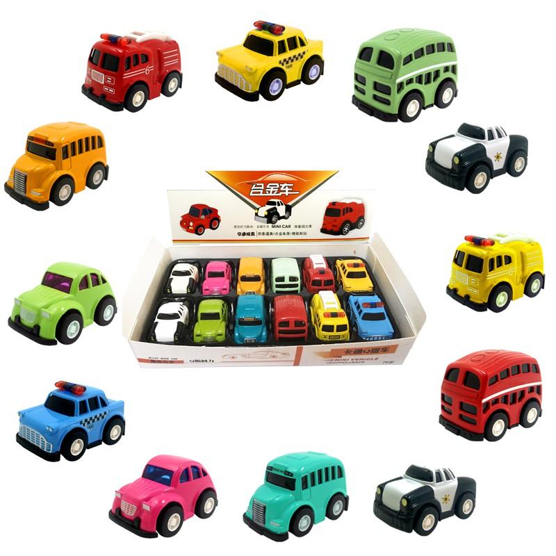 đồ chơi xe bánh đà ô tô bằng hợp kim,tinh tế, xe giao thông,xe cứu hỏa bé học