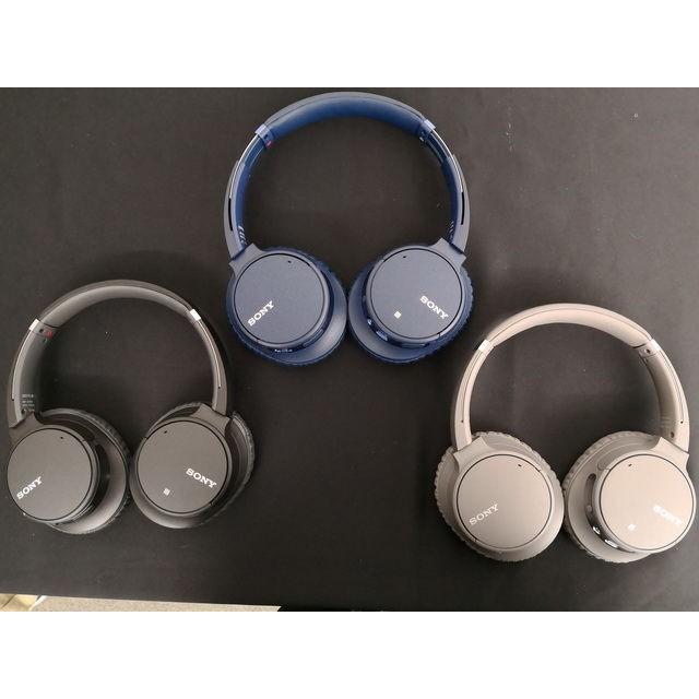 Tai nghe Bluetooth SONY WH CH700N ( WH-CH700N ) - Hàng Chính Hãng