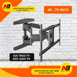 Giá Treo Tv Góc Xoay P6 North Bayou (45-75 inch)