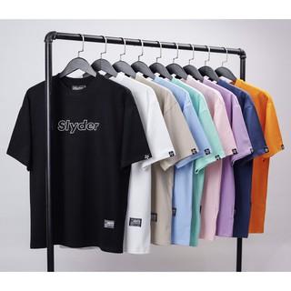 [Mã SKAMA07 giảm 8% tối đa 50K đơn 250K] Tee Basic Slyder Ss1 – Áo Thun Tay Lỡ Streetwear