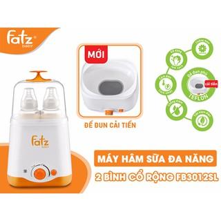 Máy Hâm Và Tiệt Trùng Bình Sữa Fatzbaby FB3012SL 2 Bình Cổ Rộng thumbnail