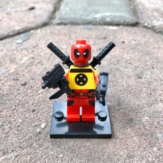 Nhân vật minifigure deadpool (Marvel)