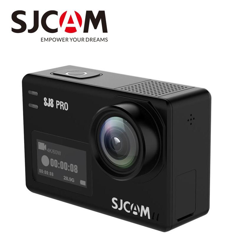 [Mã ELMA300 giảm 10% đơn 300K]Camera hành trình SJCAM SJ8 Pro 4K wifi - Hãng phân phối chính thức