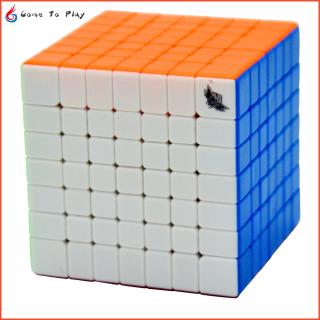 7x7x7 G7 High Speed Cube Puzzle 7-Layers Magic Professional Learning&Educational Toys