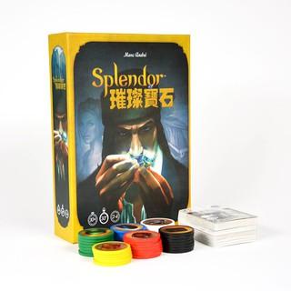 Splendor – Thu thập đá quý chip nhựa
