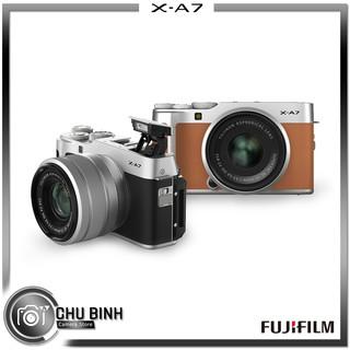 Máy Ảnh Fujifilm X-A7 Kit 15-45mm (Fuji XA7 kit 1545mm) | Chính Hãng