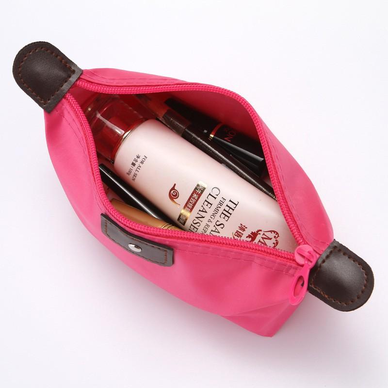 Túi khóa kéo đựng mỹ phẩm tiện lợi chuyên dùng