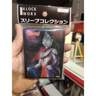 Bọc bài Anime Yugioh Standard Size – Ultraman Tiga – ウルトラマン ティガ