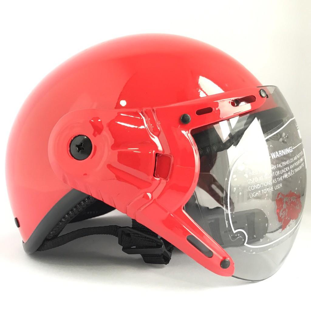 [GIÁ HỦY DIỆT] Mũ bảo hiểm nửa đầu có kính siêu đẹp - VS105k (tùy chọn mầu)