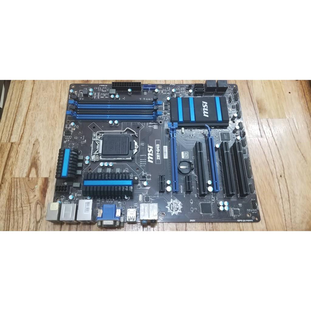 Main MSI Z87-G43 Giá chỉ 1.500.000₫