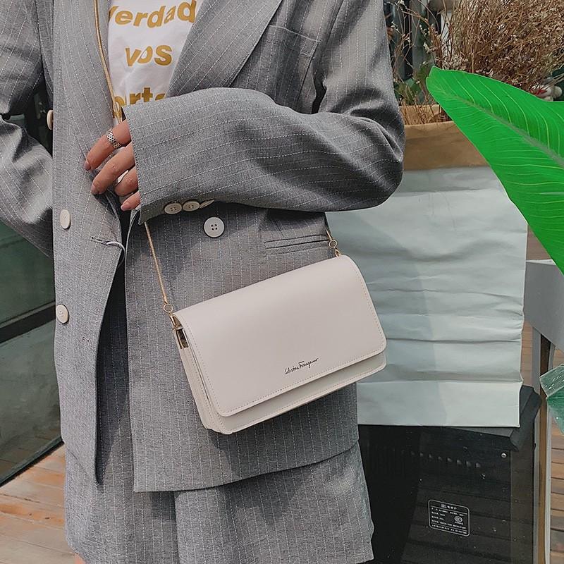 Túi xách nữ đeo chéo dây lụa CAVANA  đẹp đi chơi đi làm nữ giá rẻ  TXDB22