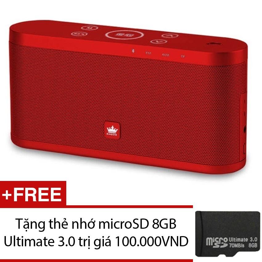 Loa bluetooth KingOne K9 (Đỏ) + Tặng 1 thẻ nhớ microSD 8GB - 2515665 , 110026949 , 322_110026949 , 945000 , Loa-bluetooth-KingOne-K9-Do-Tang-1-the-nho-microSD-8GB-322_110026949 , shopee.vn , Loa bluetooth KingOne K9 (Đỏ) + Tặng 1 thẻ nhớ microSD 8GB