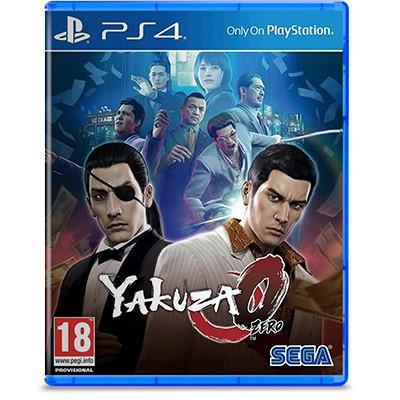 Game ps4 2nd: Yakuza 0