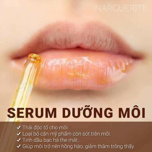 [FLASH SALE] Serum đặc trị thâm môi narguerite