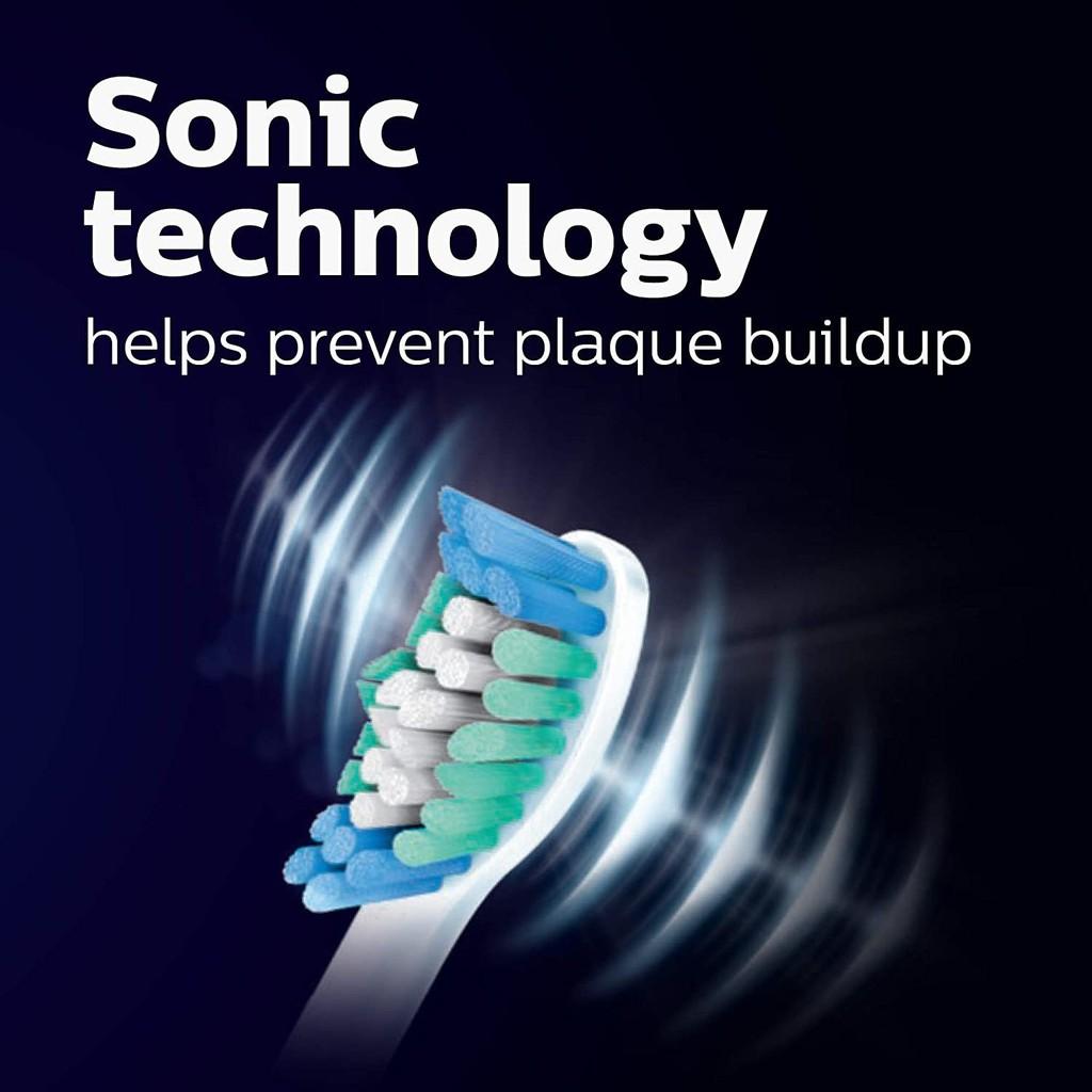 Bàn chải điện Philips Sonicare 2100 Daily Clean [Hàng Mỹ]