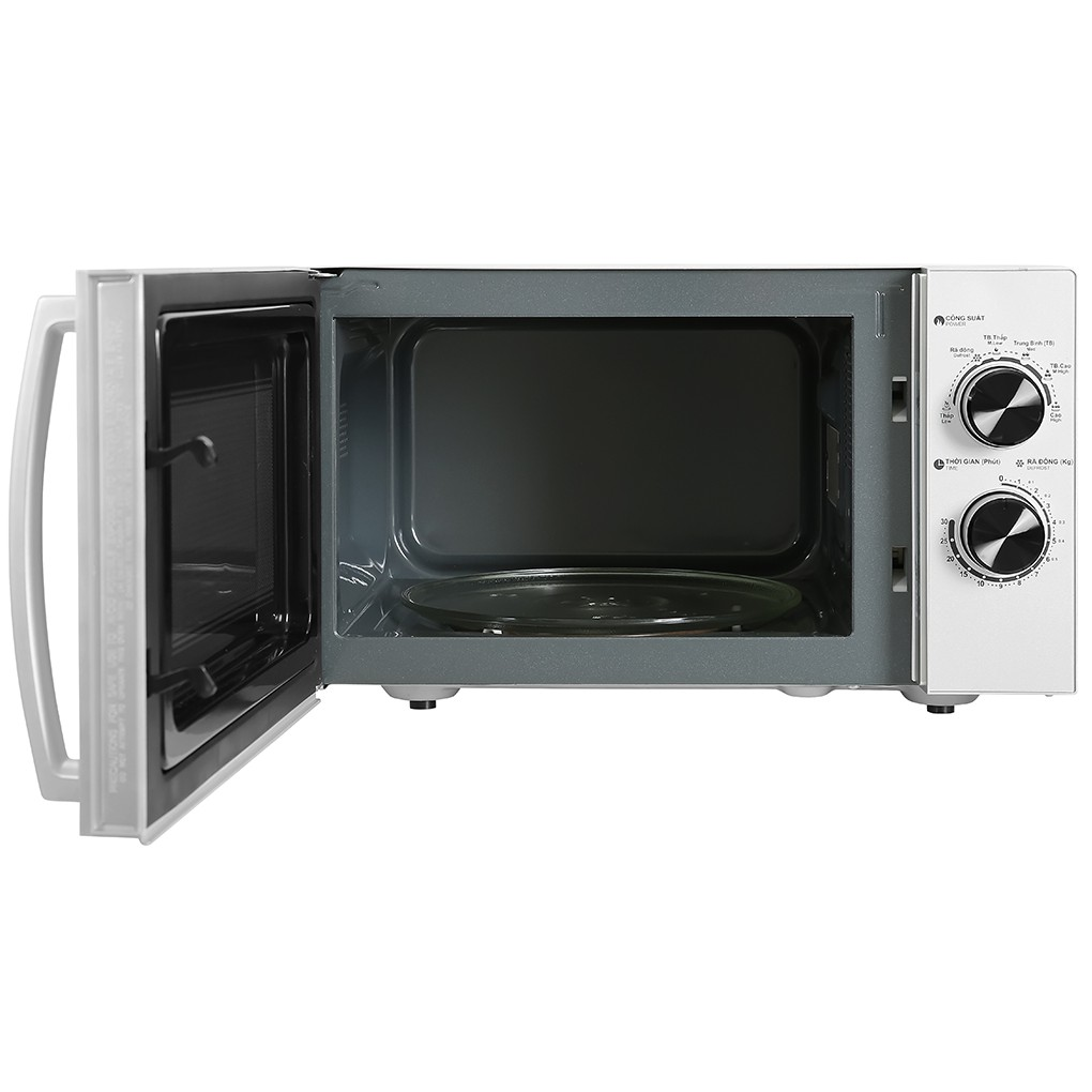 Lò vi sóng cơ 23L Sharp R-32A2VN-S ,Công suất 900W với 3 chức năng Nấu, Hâm  và Rã đông thực phẩm chính hãng 1,349,000đ