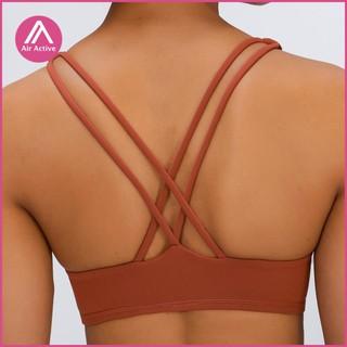 [Chic Series] [Có Miếng Đệm] Áo ngực thể thao áo bra thể thao áo tập Gym S2078 ST new