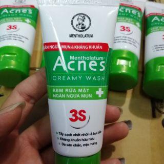 [Mã FMCGSALE giảm 5% đơn 300K] (2 LOẠI)Kem rửa mặt Acnes 25g thumbnail