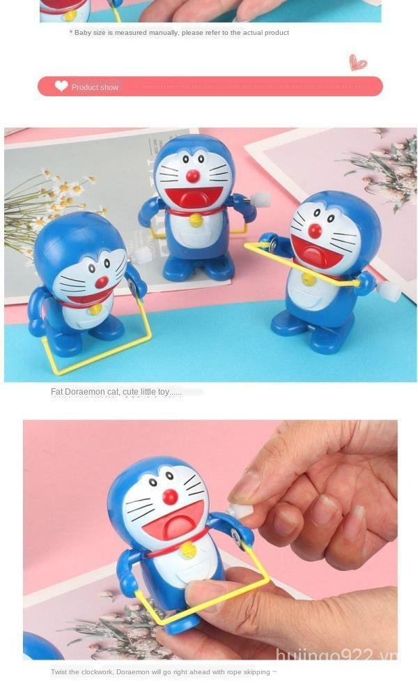 Chain Skipping Pokonyan DoraADream Article Pokonyan Wind-up Toy,On the Chain Asynchronously Toys Toy,