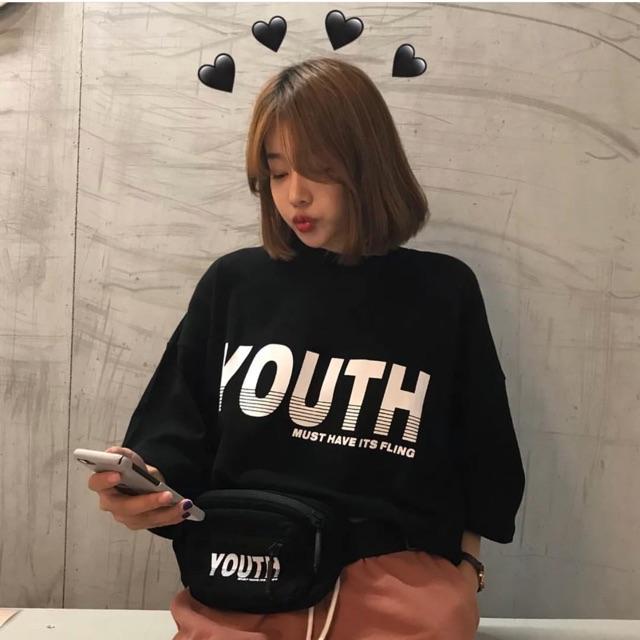 YOUTH Đen