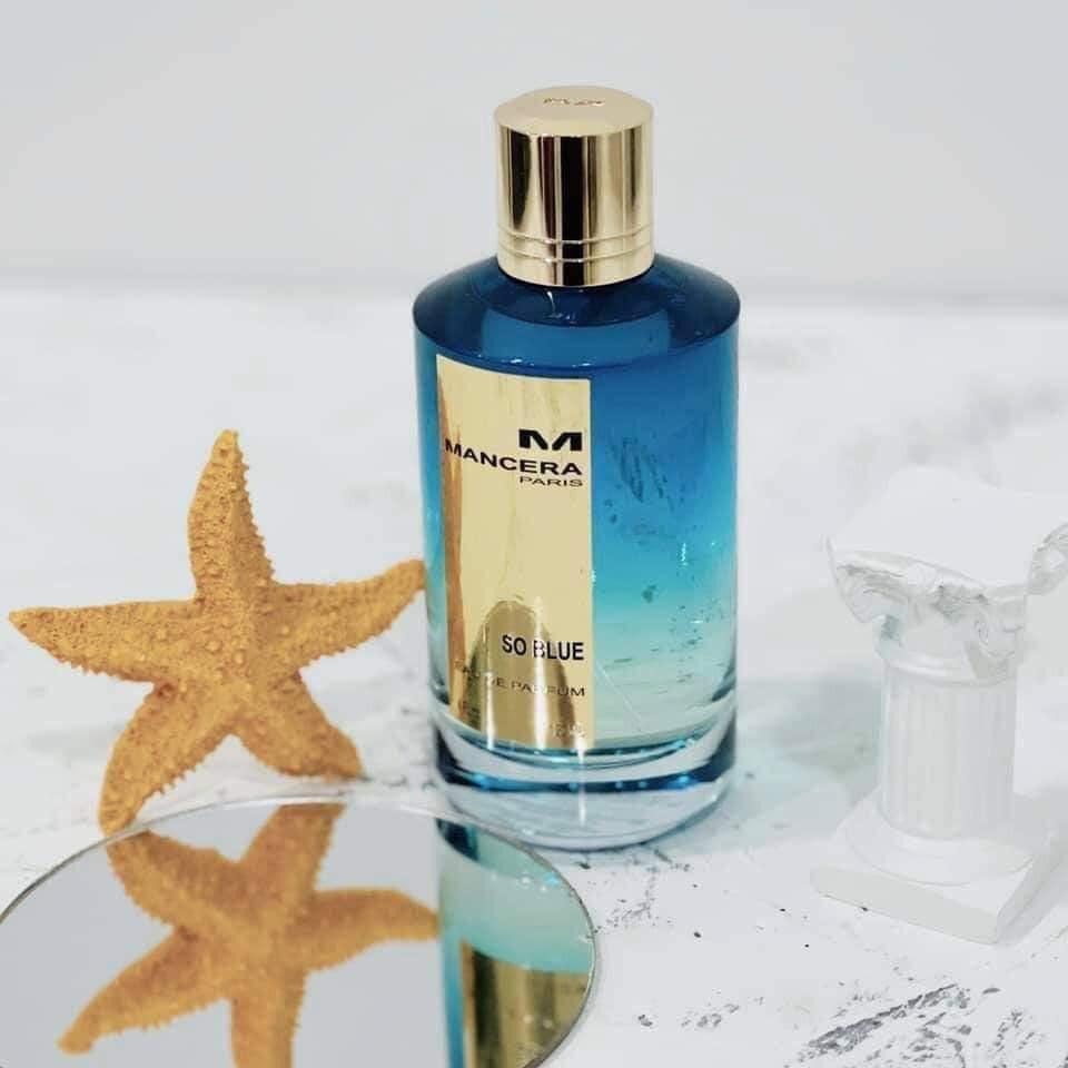 Nước hoa Mancera So Blue 10ml | Shopee Việt Nam