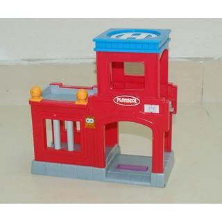 80% Đồ chơi Mô hình trạm xe Playskool (Mỹ)