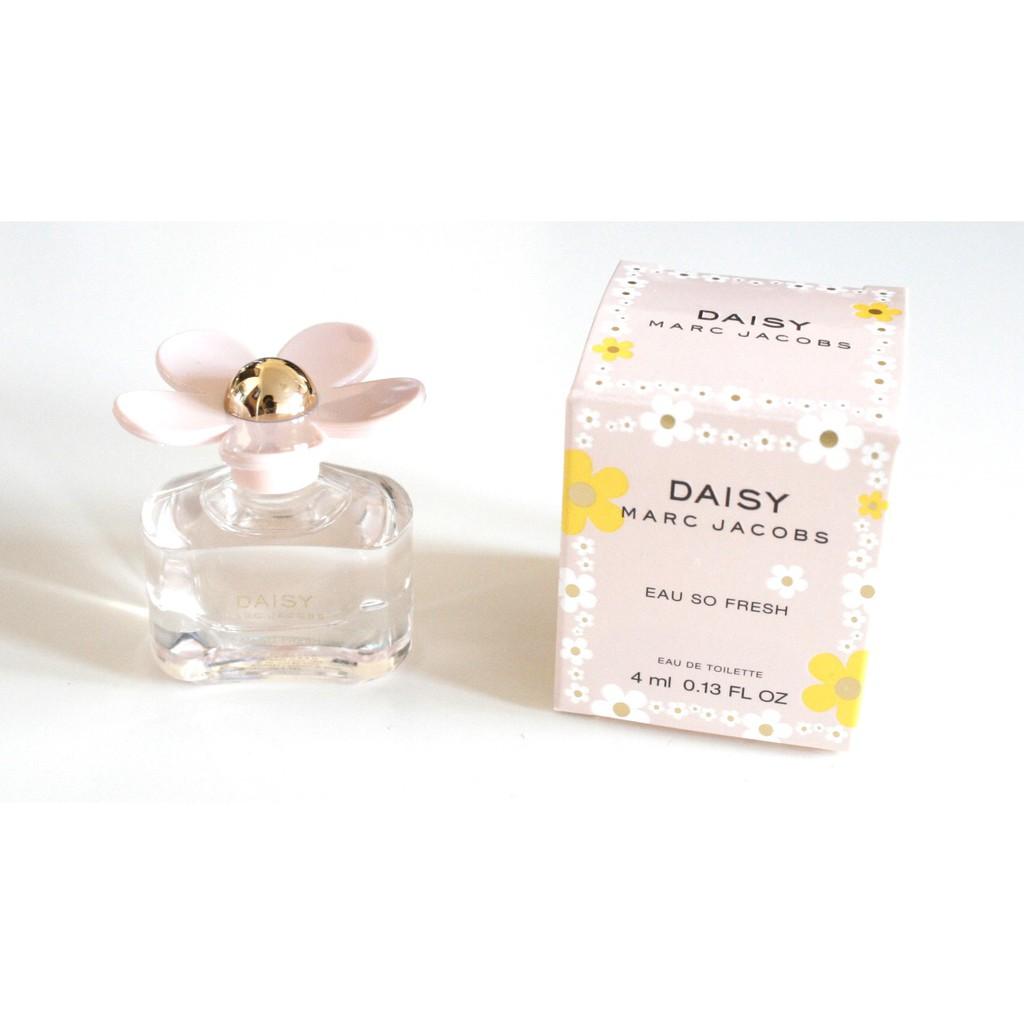 Nước Hoa Mini Nữ Marc Jacobs Daisy Eau So Fresh 4ml | Shopee Việt Nam