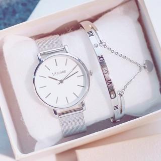 (HÀNG ORDER) Set đồng hồ nữ Ulzzang phong cách Hàn Quốc