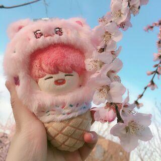 [Có sẵn]DOLL(búp bê thần tượng) BTS Suga dòng SUKI 20cm