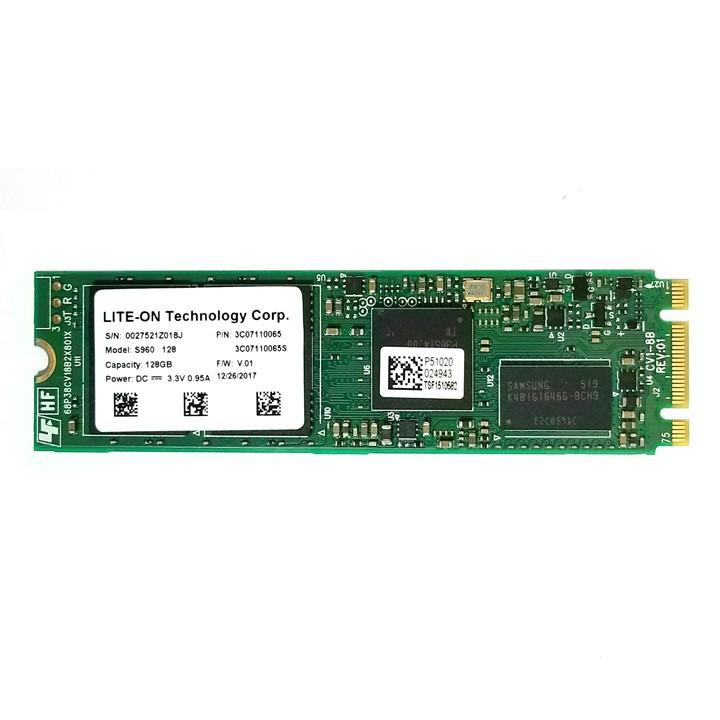 [ƯU ĐÃI KHỦNG ]  Ổ cứng SSD M.2 2280 SATA Lite-On S960 128GB -TOÀN QUỐC