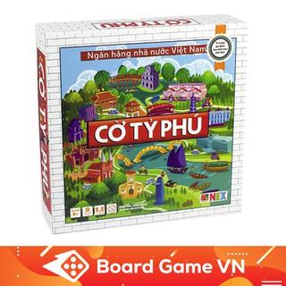 [Nhập TOYBGVN giảm 15%]Trò chơi Cờ Tỷ Phú Việt Nam – BoardgameVN