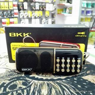 Loa Bkk K51 Nghe Nhạc USB, Thẻ Nhớ, FM thumbnail