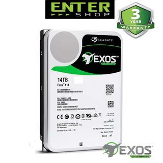 Ổ cứng HDD 3.5inch Seagate Exos 12Tb 14Tb Sata 3 7200 dòng 256Mb cache