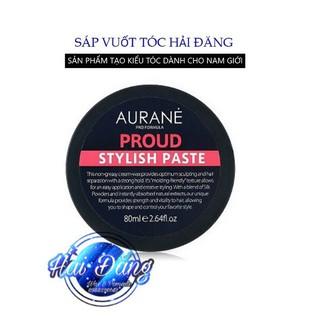 [CHÍNH HÃNG] [SÁP MỀM] Sáp vuốt tóc Aurane Proud Stylish Paste 80ml - Hàng Pháp