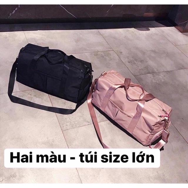 Túi xách du lịch 2 màu size lớn