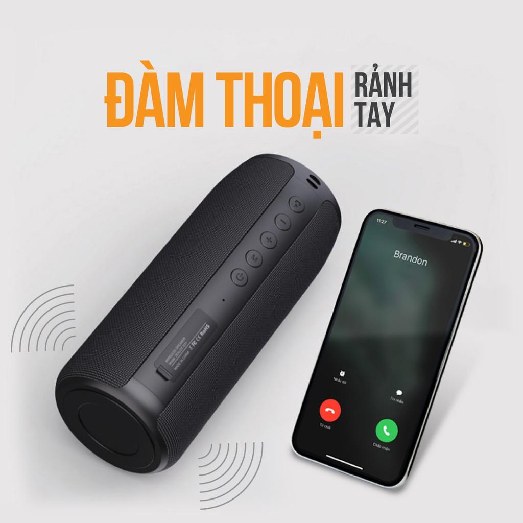 Loa Bluetooth OVLENG S51 - Hàng Chính Hãng Tính Năng Kết Nối 2 Loa Âm Thanh  Vòm Hàng - Loa Bluetooth