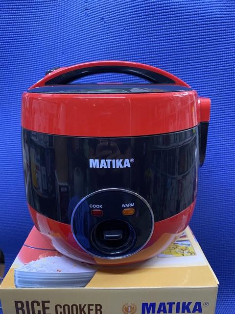 Nồi cơm điện matika MTK-RC10