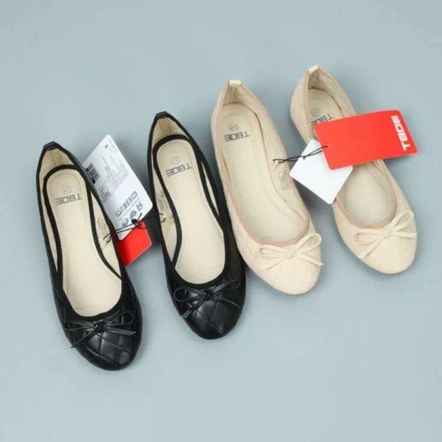 {Hàng sẵn} Giày bệt xuất Nga Tboe sz 36-40