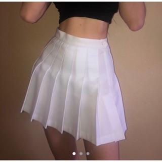 Chân váy tennis skirt American Apparel thumbnail