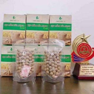 [Chính hãng] combo 10 hộp kẹo mầm lúa mạch gold của thảo mộc 37