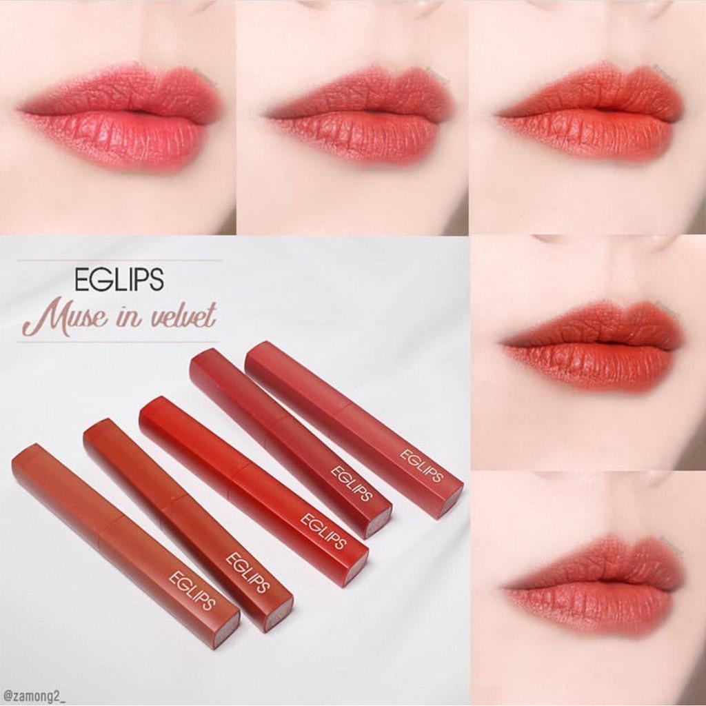 Image result for EGLIPS - Son Muse In Velvet Lipstick