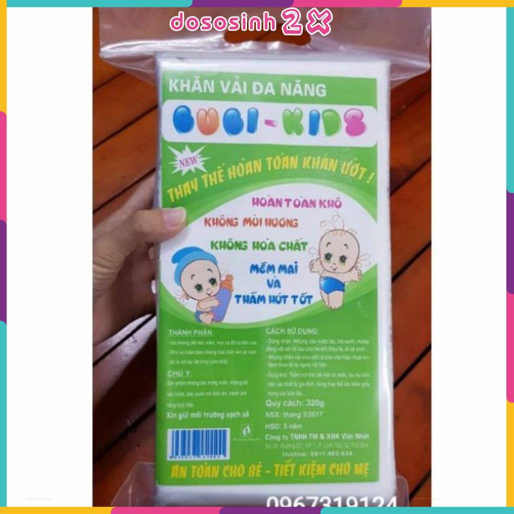 Khăn vải khô đa năng Bubi_Kids 300g Túi Zip - 22169696 , 6514686706 , 322_6514686706 , 28900 , Khan-vai-kho-da-nang-Bubi_Kids-300g-Tui-Zip-322_6514686706 , shopee.vn , Khăn vải khô đa năng Bubi_Kids 300g Túi Zip