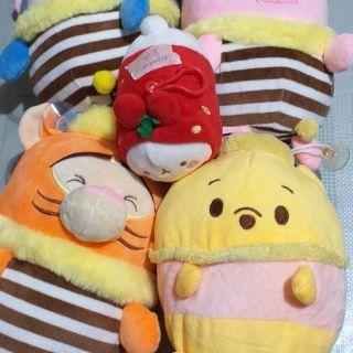 Set misum pooh và những người bạn