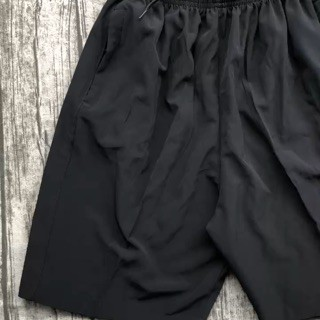 Quần đùi nam,quần sort nam vải gió đen sport